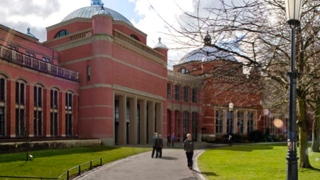 Richard Lang started Marie Curie Fellowship at University of Birmingham