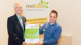 Johannes Gartners GameSurvey Awarded Further Funding by Netidee